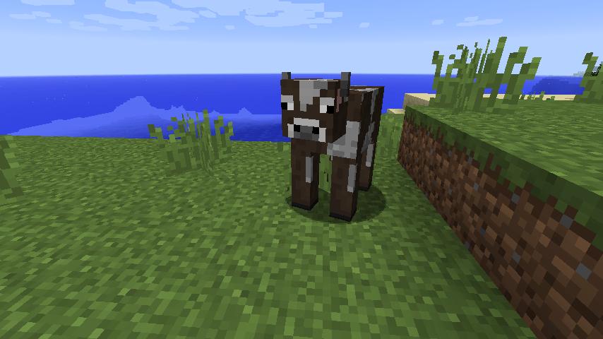第一牛発見